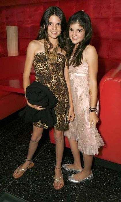 <p>They're the youngest members of the <strong>Kardashian-Jenner</strong> clan and we've watched them grow up before our eyes. From adorable reality kids to full-fledged style icons, see the duo's style evolution&#133;</p>