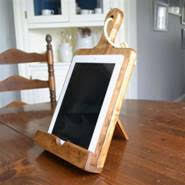 "<p>PC Bamboo Paddle Cookbook/Tablet Stand, $18, Real Canadian Superstores. For store locations, visit <a href=""http://realcanadiansuperstore.ca/"" target=""_blank"">realcanadiansuperstore.ca</a>.</p>"