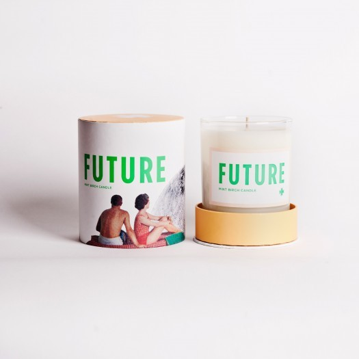 "<p>Drake General Store Mint &amp; Birch Scented Future Candle, $38, <a href=""http://www.drakegeneralstore.ca/drake-general-store-future-candles.html#.VlYxYL_iHuo"" target=""_blank"">drakegeneralstore.ca</a>.</p>"