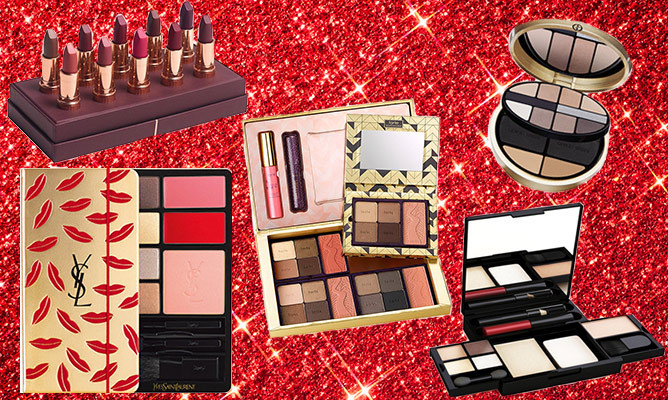 Whether you're buying gifts for the beauty fiends on your list or treating yourself to a new holiday makeup look, find new and exciting combinations (and tons of value!) in these luxe palettes.