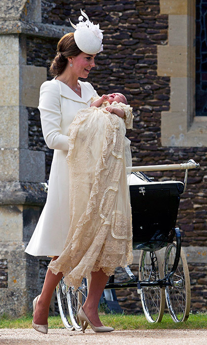 <p>It has been more than four months since the public last saw the adorable little princess.</p>
