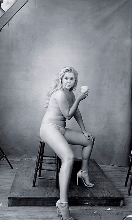 Amy Schumer Serena Williams Yoko Ono And More Star In