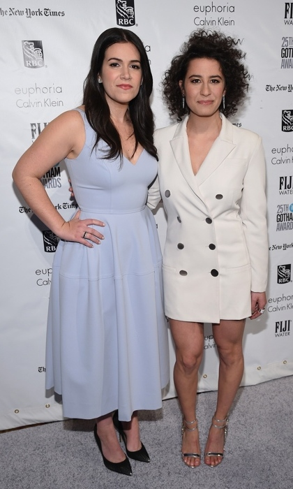 Abbi Jacobson and Ilana Glazer.