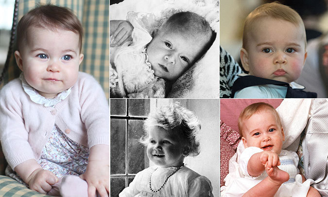 VOTE: Who does Princess Charlotte most resemble?