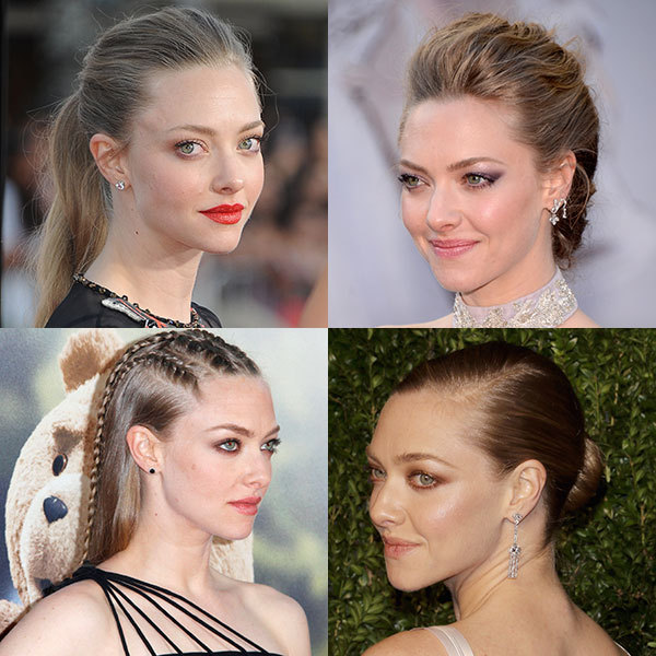 Talk about #HairGoals! From edgy braids to boho chic curls, Amanda Seyfried always turns heads on the red carpet with her effortlessly glamorous hairstyles. We take a look the many times the star gave us serious hair envy.