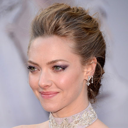 The gorgeous star topped all the beauty lists with this voluminous updo, featuring chic braided accents, that she sported for the Oscars.