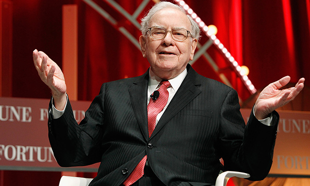 <h2>Warren Buffett</h2>