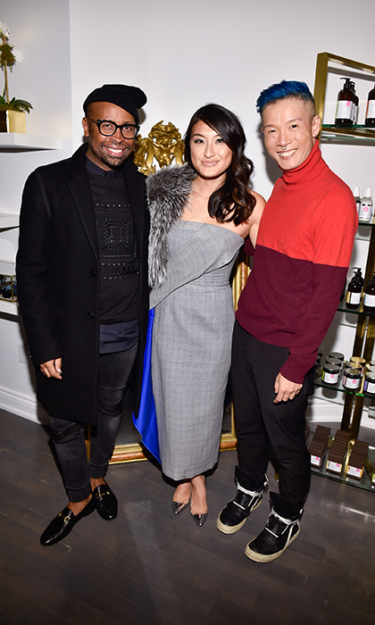 Kirk Pickersgill, Krystal Koo and Stephen Wong.