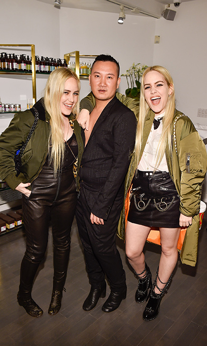 LAC + CO OPENING:<br>