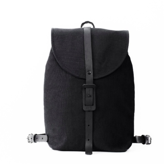 "<p>Stone & Cloth small ruck in black, $110, <a target=""_blank"" href=""http://www.stoneandcloth.com/collections/backpacks/products/the-little-ruck-black""> stoneandcloth.com</a>.</p>