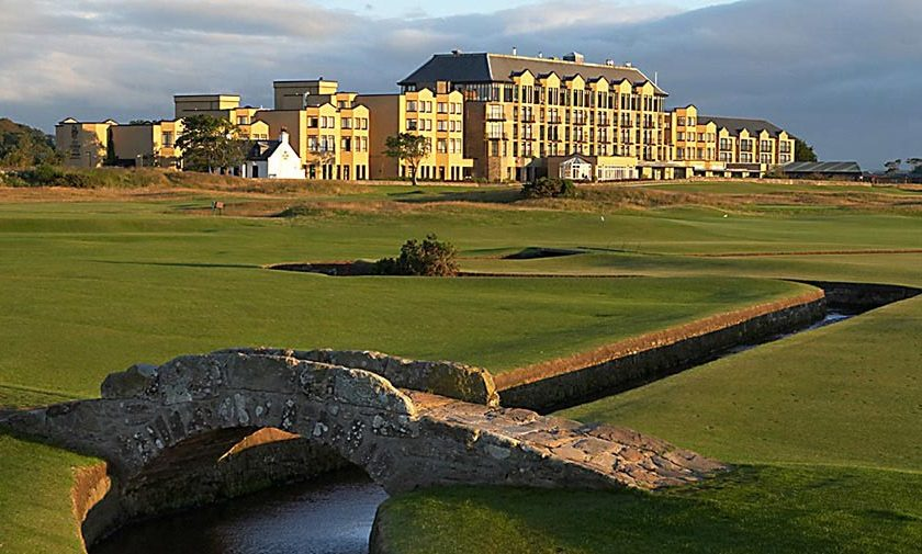 <p><strong>The Old Course Hotel, St Andrews, Scotland</strong><br>