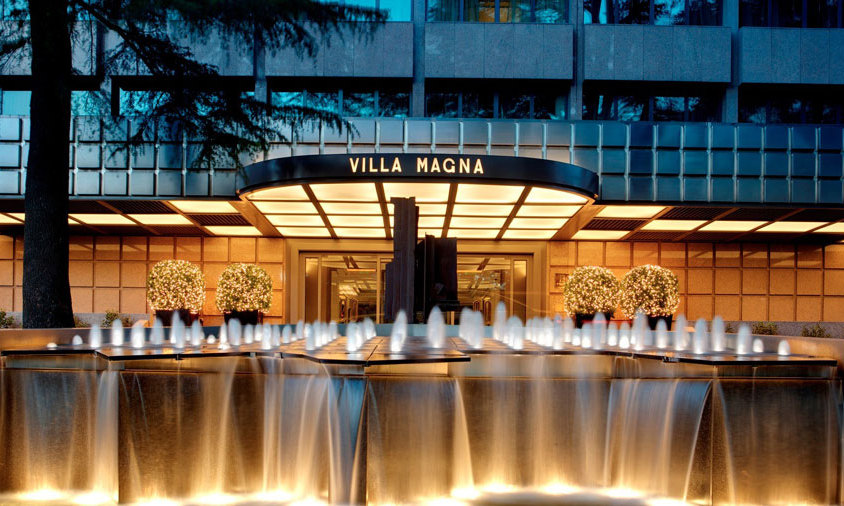 <p><strong>Hotel Villa Magna, Madrid</strong><br>