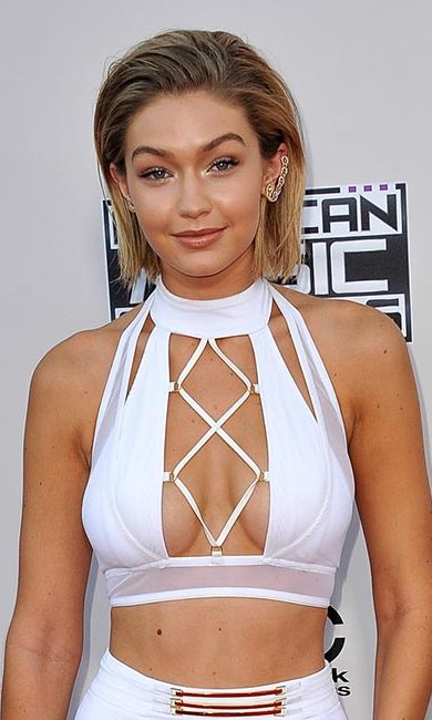 <strong>Gigi Hadid</strong><br>
