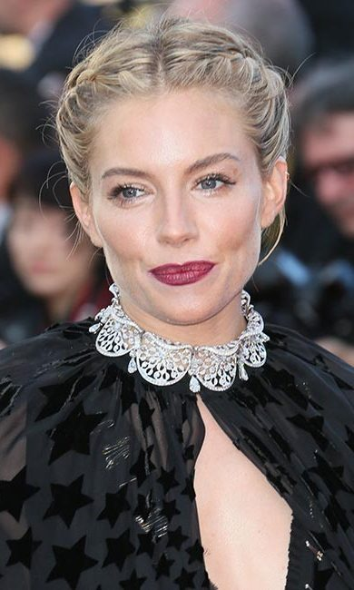 <strong>Sienna Miller</strong><br>