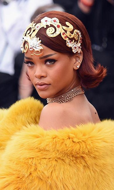 <strong>Rihanna</strong><br>