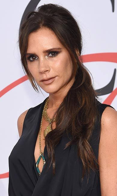 <strong>Victoria Beckham</strong><br>