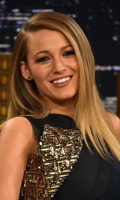 <strong>Blake Lively</strong><br>