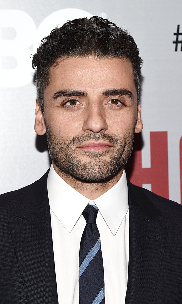 Oscar Isaac flies into the film playing Resistance pilot Poe Dameron. The 36-year-old, who pilots an X-wing in the upcoming movie, is no stranger to the big screen. The Guatemalan actor has previously starred in <em>A Most Violent Year</em> alongside Jessica Chastain.