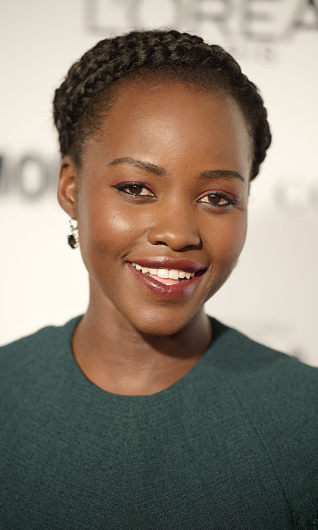 "Lupita Nyong'o plays the alien Maz Kanata in the highly anticipated film. While not much is known of the character other than she used to be a pirate, director J.J. Abrams has told Entertainment Weekly, ""Her eyes are an important aspect of her character, and you'll see how it plays out."" The 32-year-old star won an Oscar for <em>12 Years a Slave</em>.