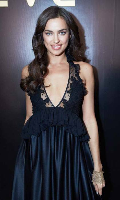 <p><b>Irina Shayk</b>