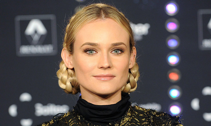 <strong>Diane Kruger</strong><br>