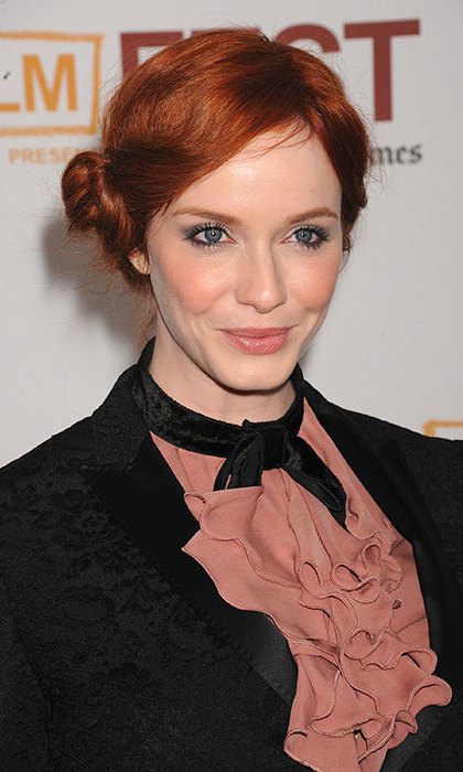 <strong>Christina Hendricks</strong><br>