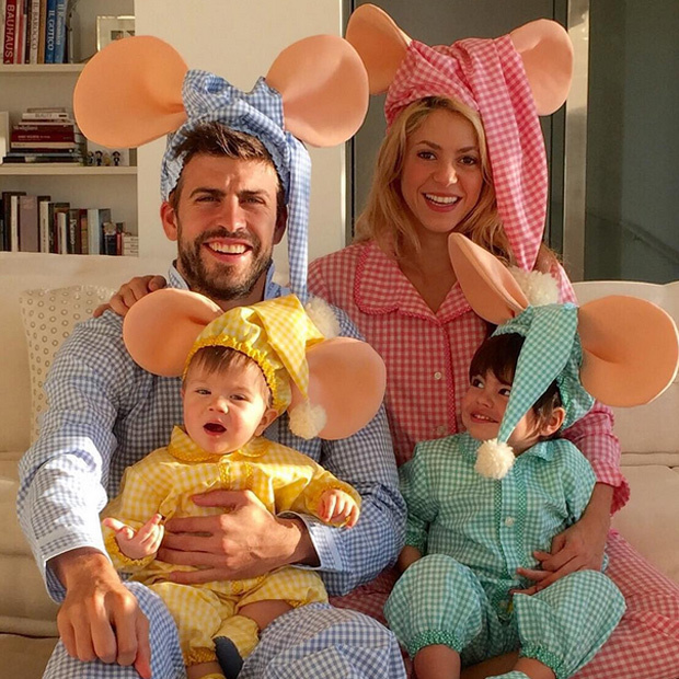 <p><strong>Sasha Piqué Mebarak</strong></p>
