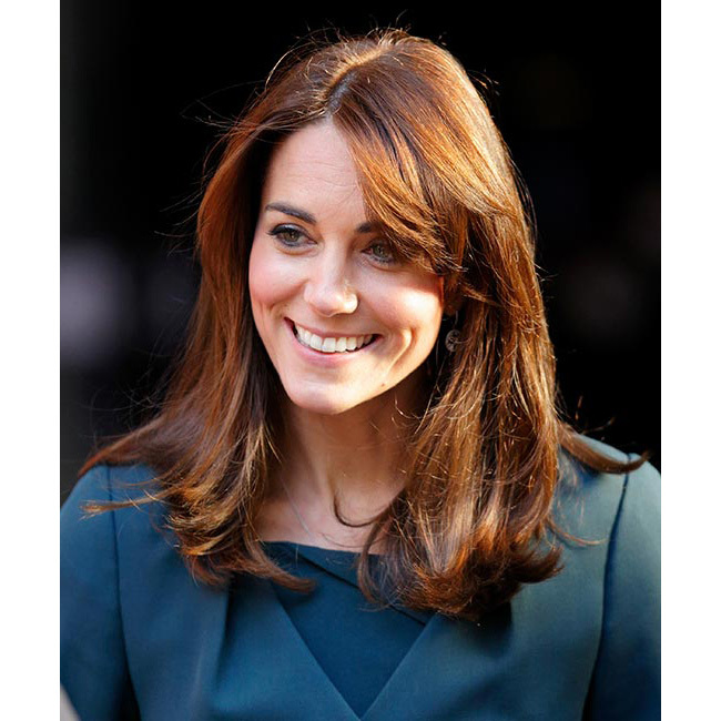 The Duchess caused a social media frenzy when she unveiled a stunning new haircut as she joined Prince William for the ICAP charity day, embracing the shorter hair trend with a few inches chopped off her locks, leaving the length falling just below her shoulders.<br>