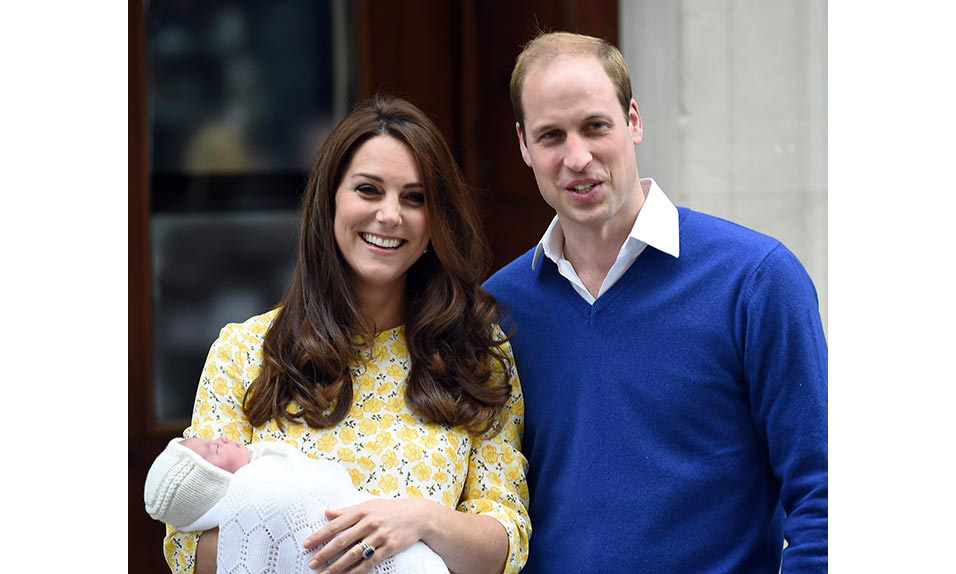 "The world waited to catch a glimpse of the stylish royal after she and <a href=""/tags/0/prince-william/"">Prince William</a> welcomed <strong>Princess Charlotte</strong> at the Lindo Wing in May – and Kate didn't disappoint. The British beauty was as radiant as ever in a bespoke Jenny Packham gown, with her beauty look equally as striking. Her hair worn down in tumbling curls, Kate added a hint of blusher and grey eyeshadow for ultimate daytime glamour.<br>