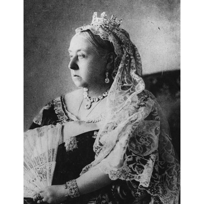 <strong>Queen Victoria</strong><br>