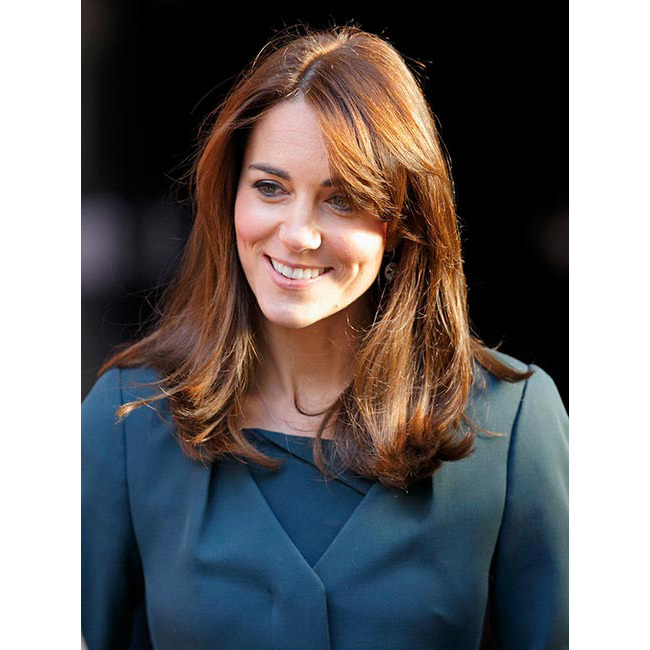 <strong>The Duchess of Cambridge</strong><br>
