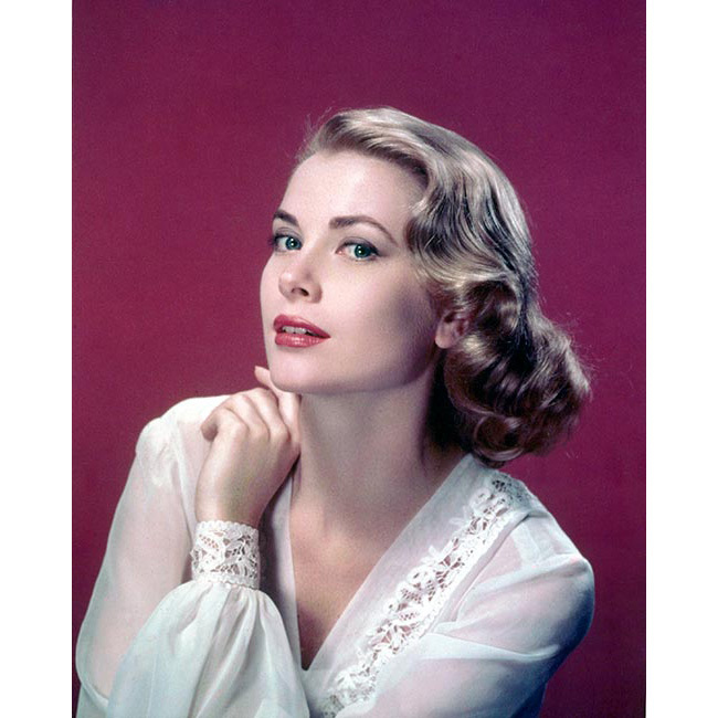 <strong>Grace Kelly</strong><br>