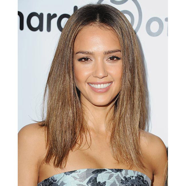<strong>Jessica Alba</strong><br>