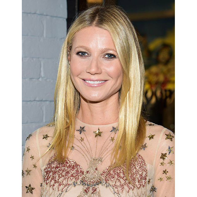 <strong>Gwyneth Paltrow</strong><br>