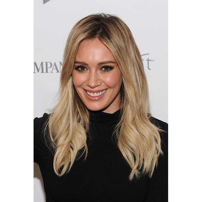 <strong>Hilary Duff</strong><br>