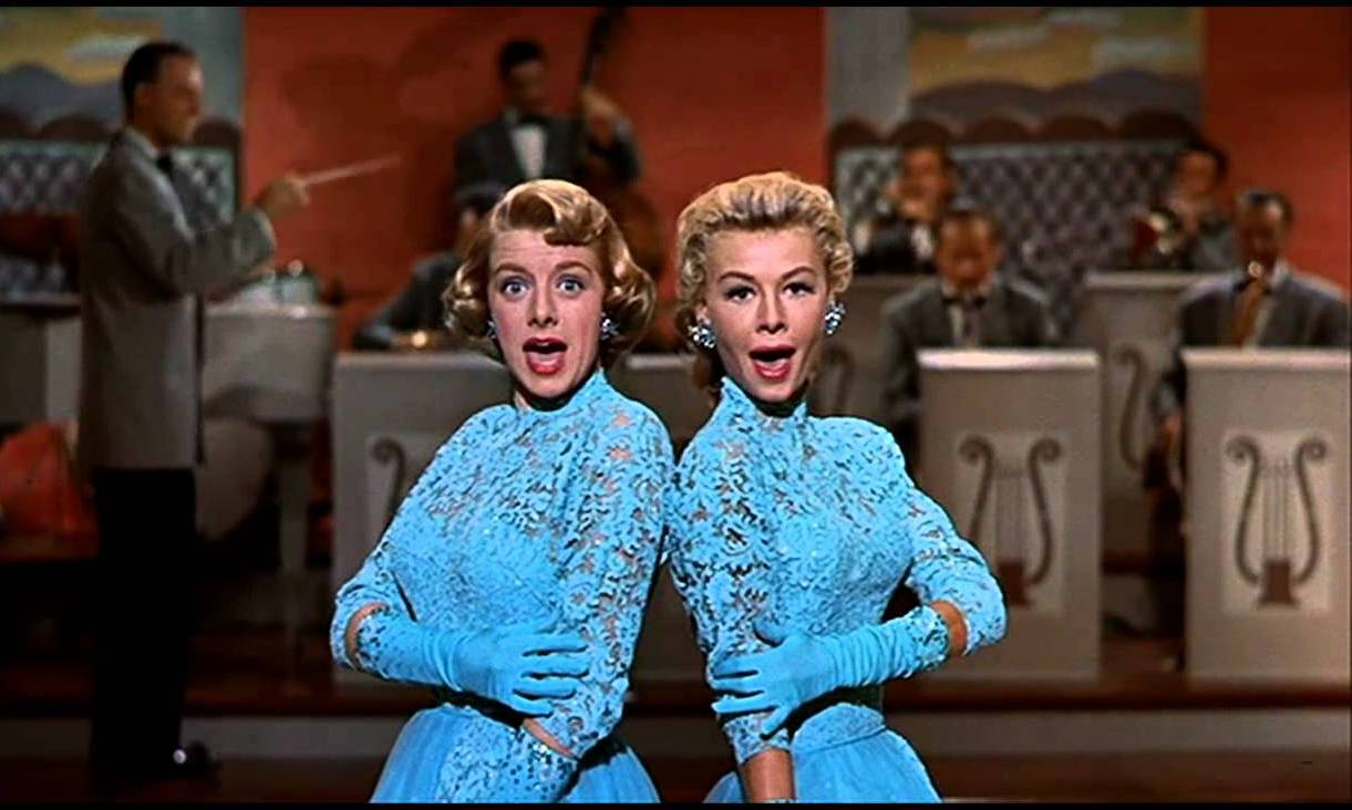 <b>WHITE CHRISTMAS (1954)</b>