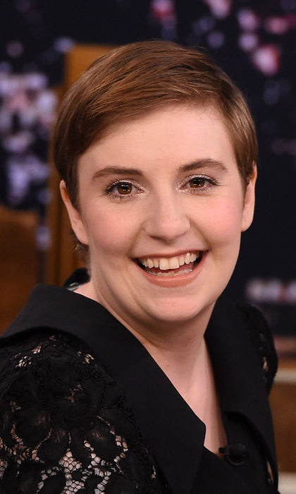 <p><b>Lena Dunham</b>