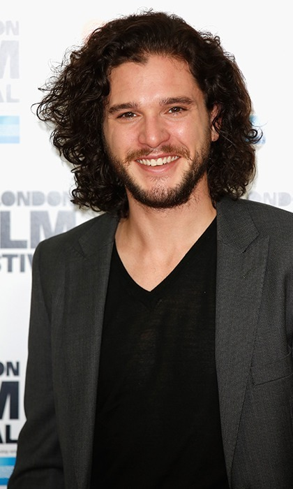 <p><b>Kit Harington</b>