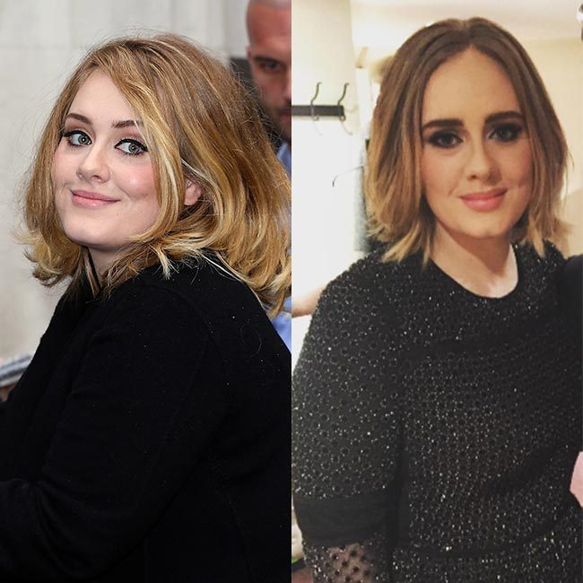 <b>Adele's bob on <i>The X Factor</i></b>