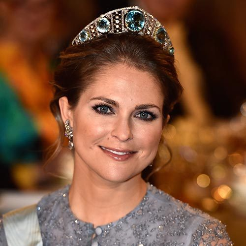 <p><b>Princess Madeleine of Sweden</b></p>