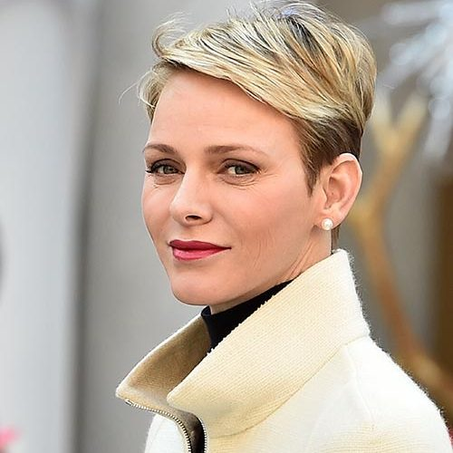 <p><b>Princess Charlene of Monaco</b></p>