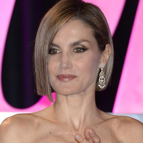 <p><b>Queen Letizia of Spain</b></p>
