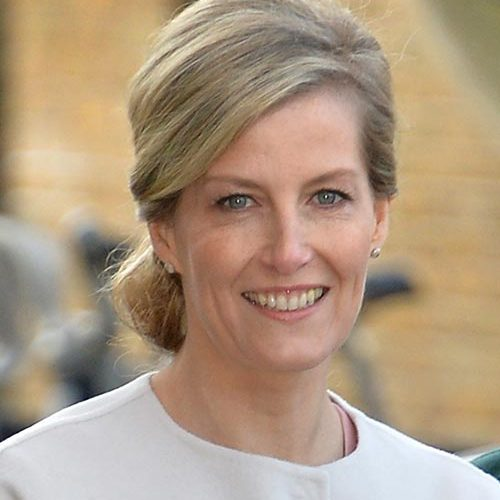<p><b>The Countess of Wessex</b></p>