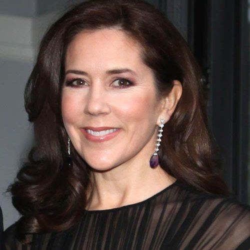 <p><b>Crown Princess Mary of Denmark</b></p>