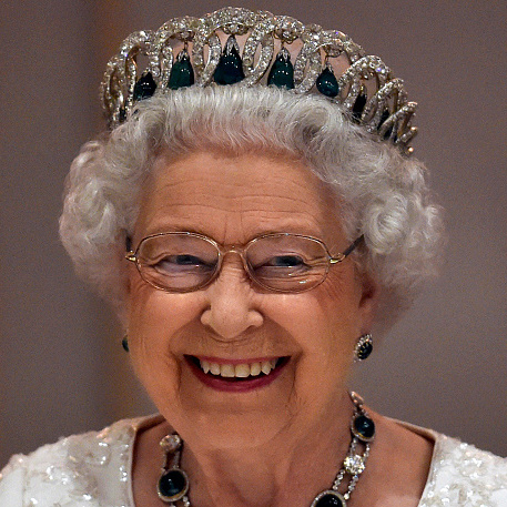 <b>Q... Queen Elizabeth</b>