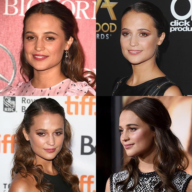 2016 is off to a strong start for starlet <strong>Alicia Vikander</strong>. The star has already picked up two nominations for the <strong>Golden Globes</strong> on Sunday, thanks to her striking performances in <em>The Danish Girl</em>, in which she stars opposite <strong>Eddie Redmayne</strong>, and <em>Ex-Machina</em>.