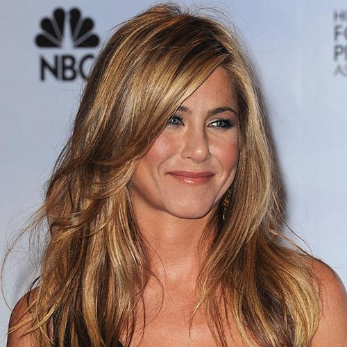 <strong>Jennifer Aniston in 2010</strong>