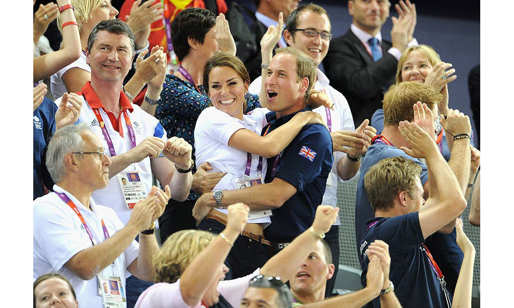 <strong>Cheering on Great Britain at the Rio Olympics</strong>