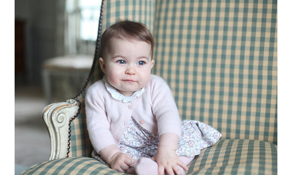 <strong>Special milestones for Princess Charlotte</strong>