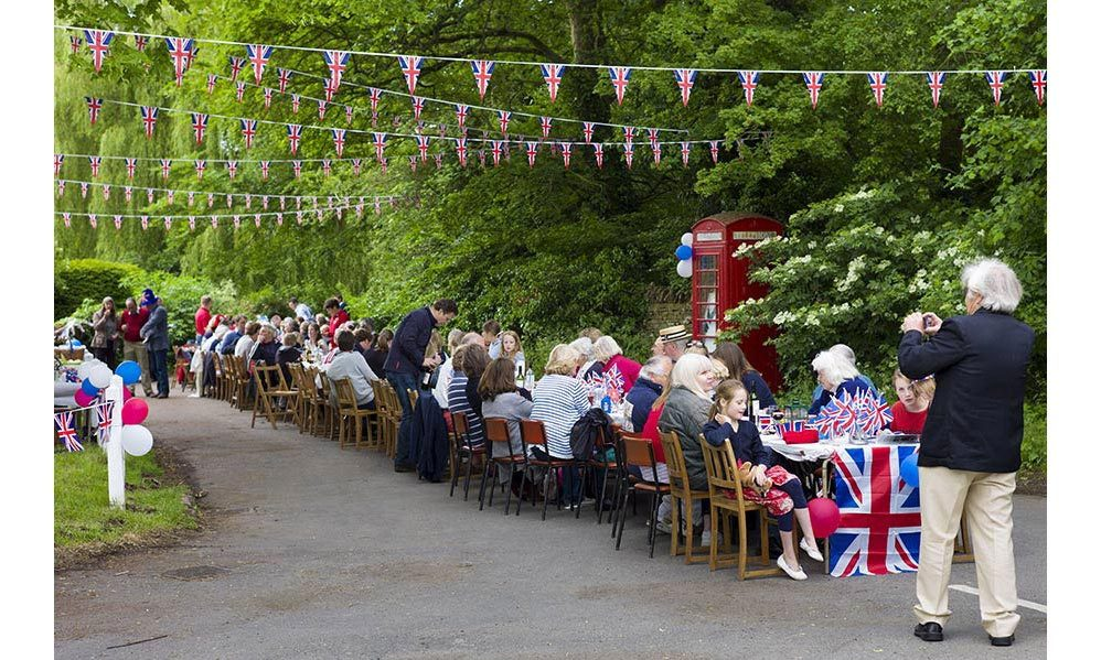 <strong>The Patron's Lunch on The Mall</strong>
